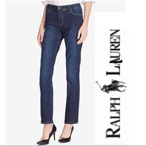 Ralph Lauren Straight Jeans.     (P77)